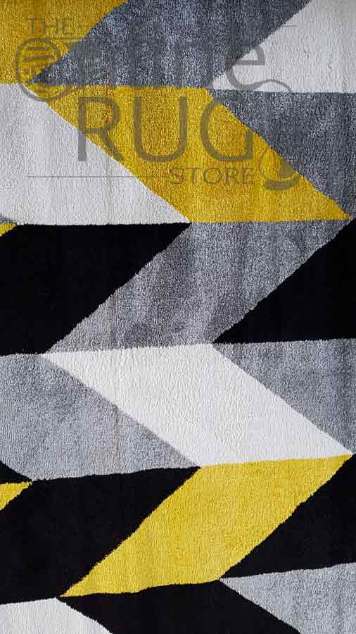 Iconic Herringbone Yellow