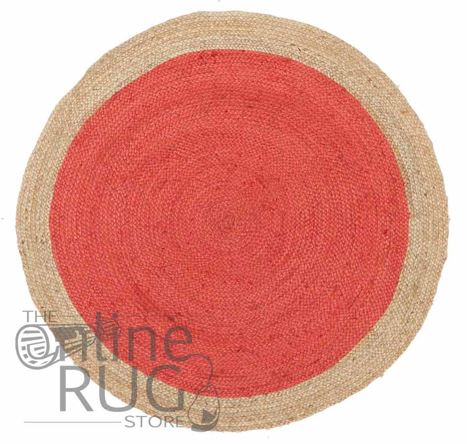 Polo Cherry Jute Round