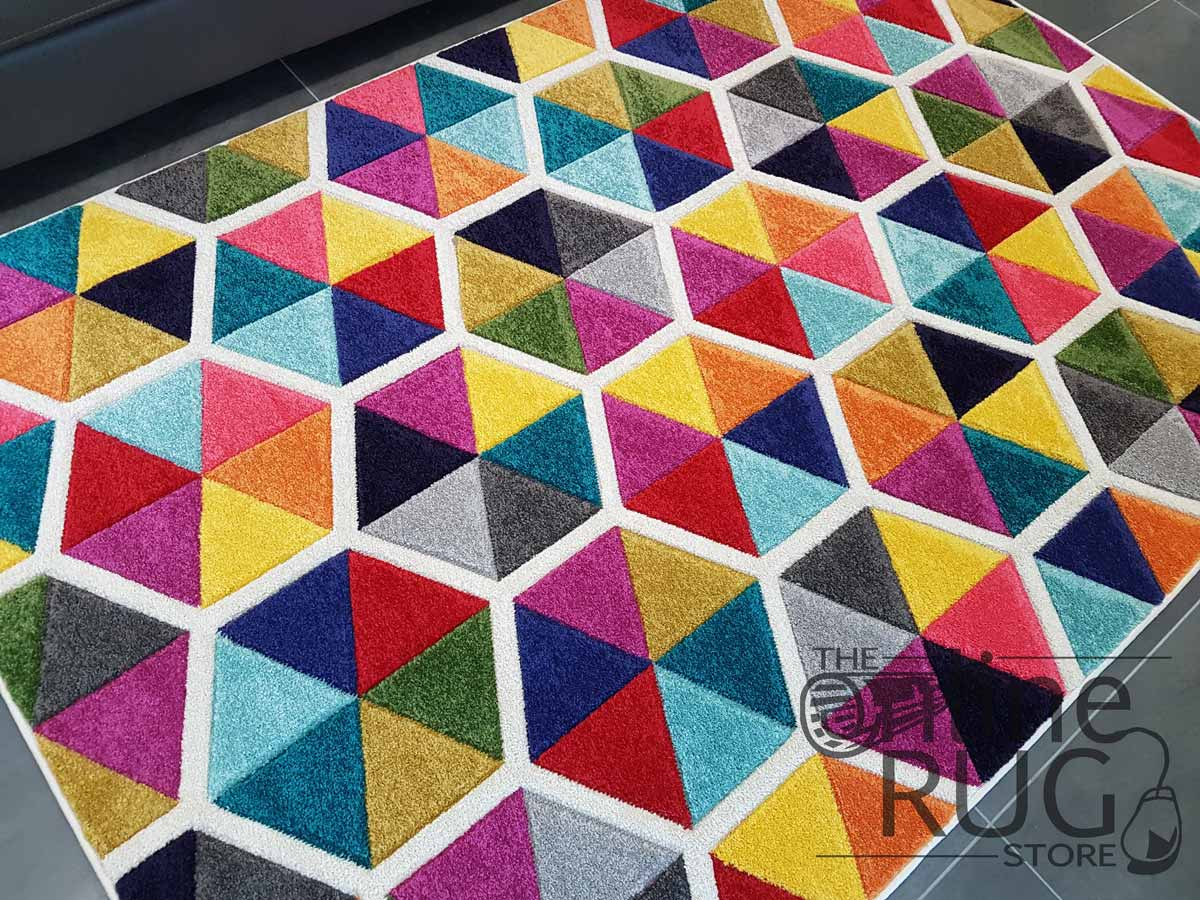 Candy Crush Rainbow Honeycomb