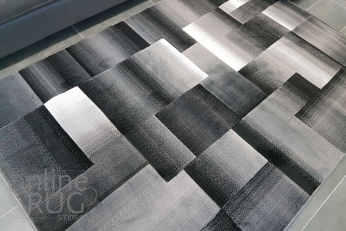 Style Grey Monochrome Geometric Square