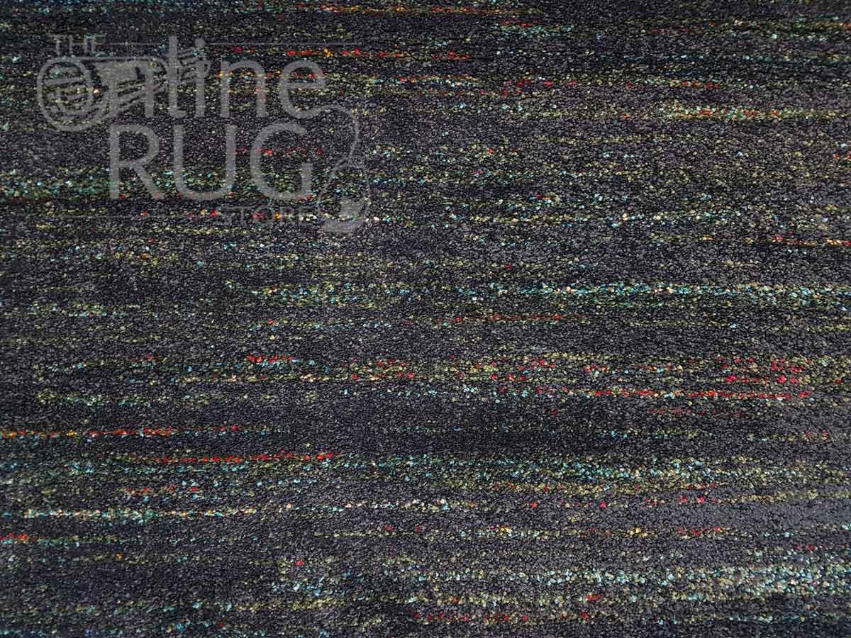 Hunter Plush Dark Blue Rug
