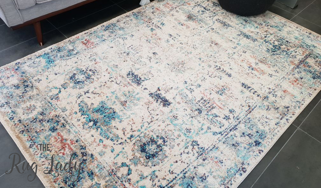 Amelia Multicoloured Abrash Transitional Rug