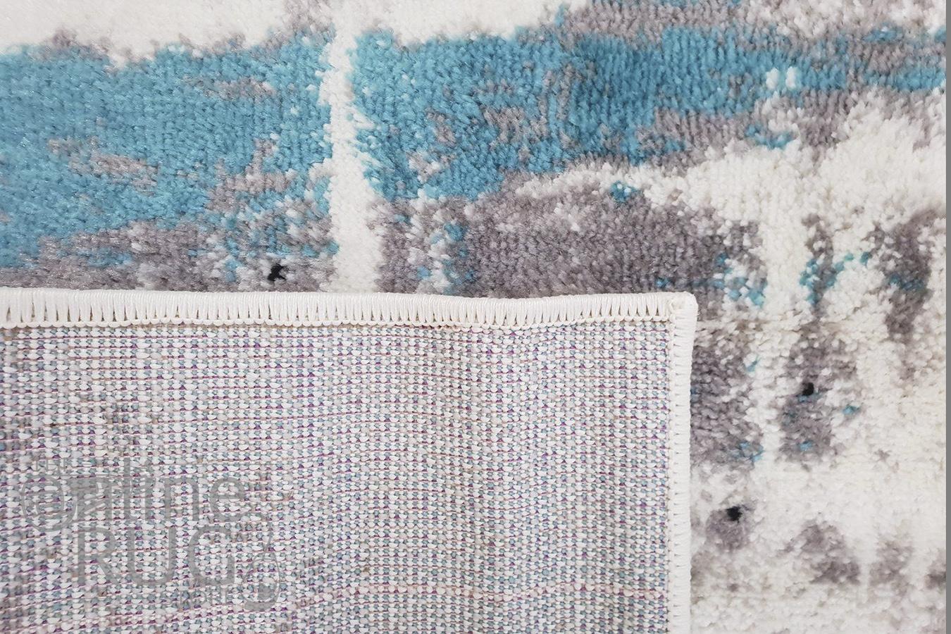 Talulah Blue Grey Rug