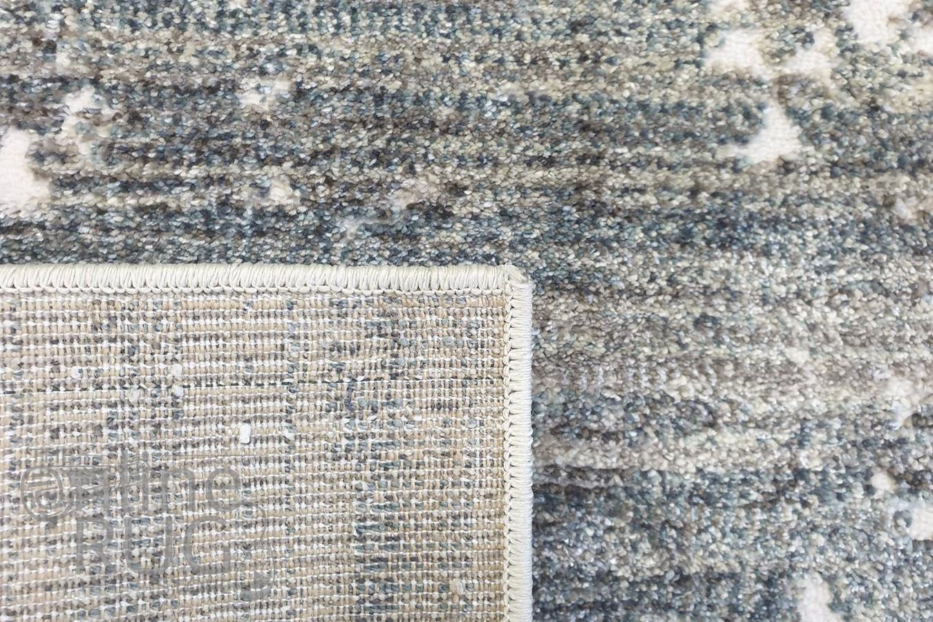 Kalypso Light Grey Abstract Lines Rug